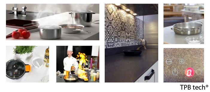 plaque de cuisson invisible. Black Bedroom Furniture Sets. Home Design Ideas